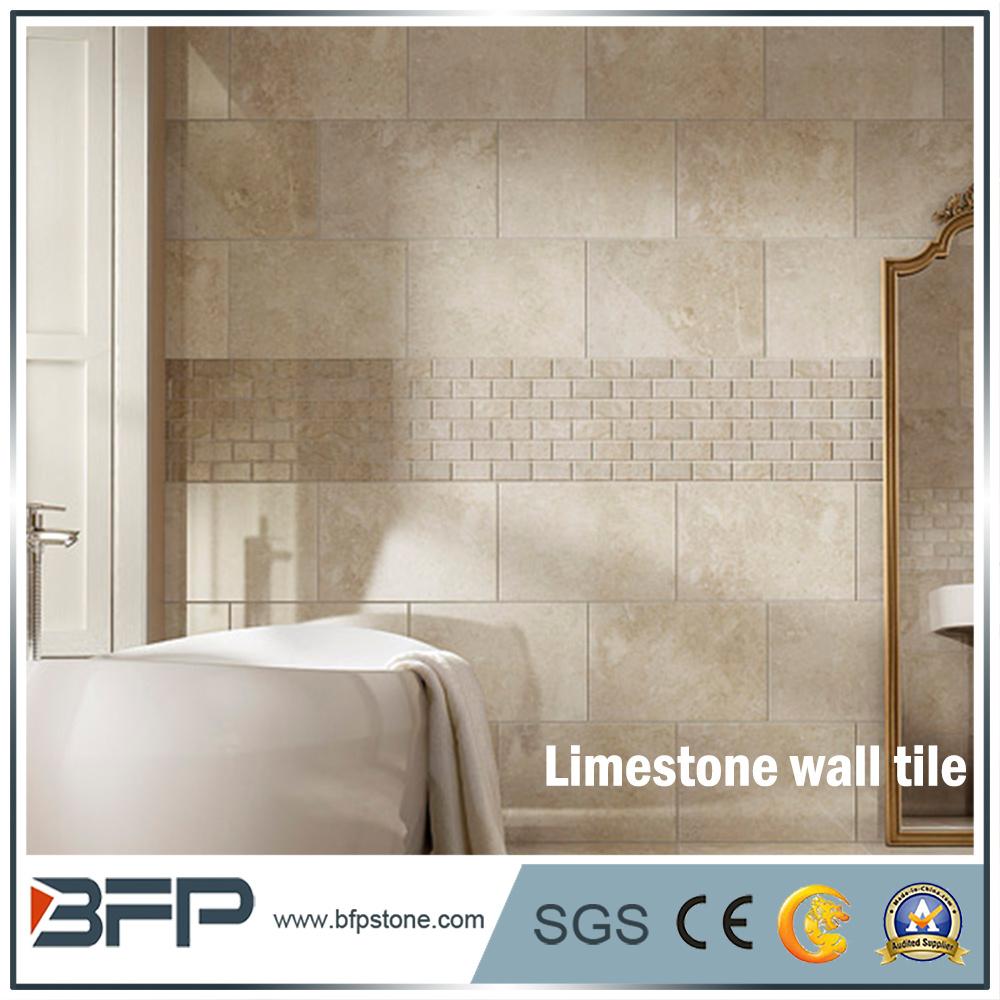 China Lowes Price Limestone Decorative Wall Tile for Bedroom ...