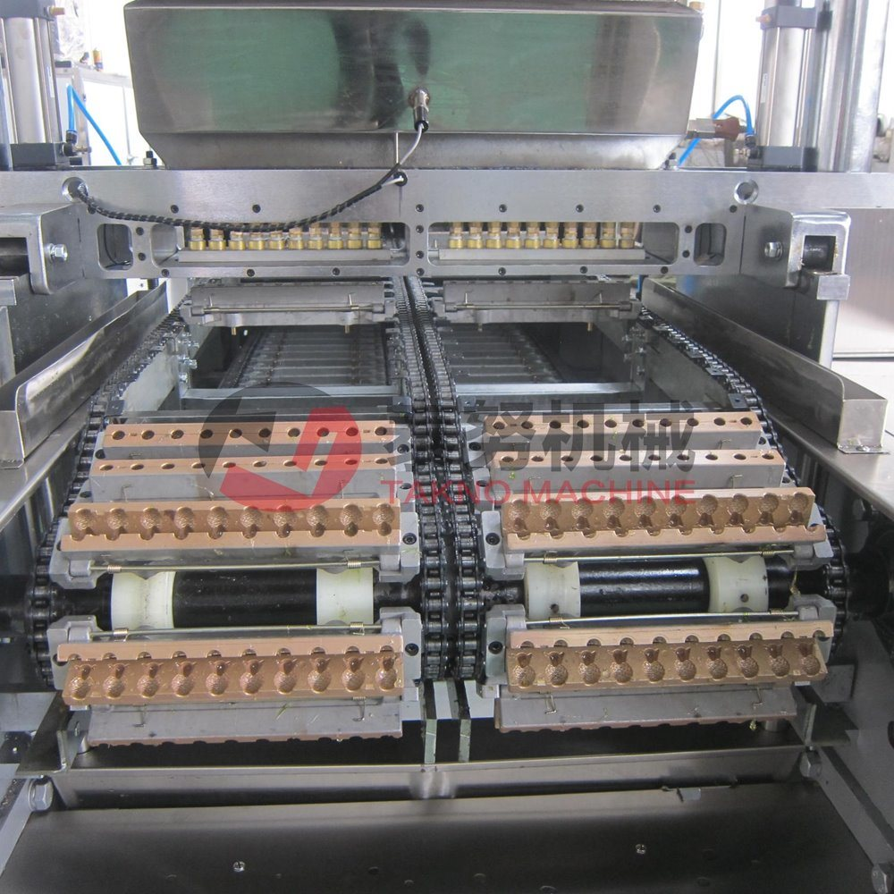 Complete Lollipop Depositing Production Line pictures & photos