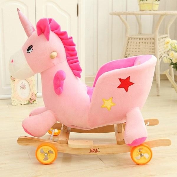 China Stuffed Animal Rocking Horse Toys Rocking Chair Photos