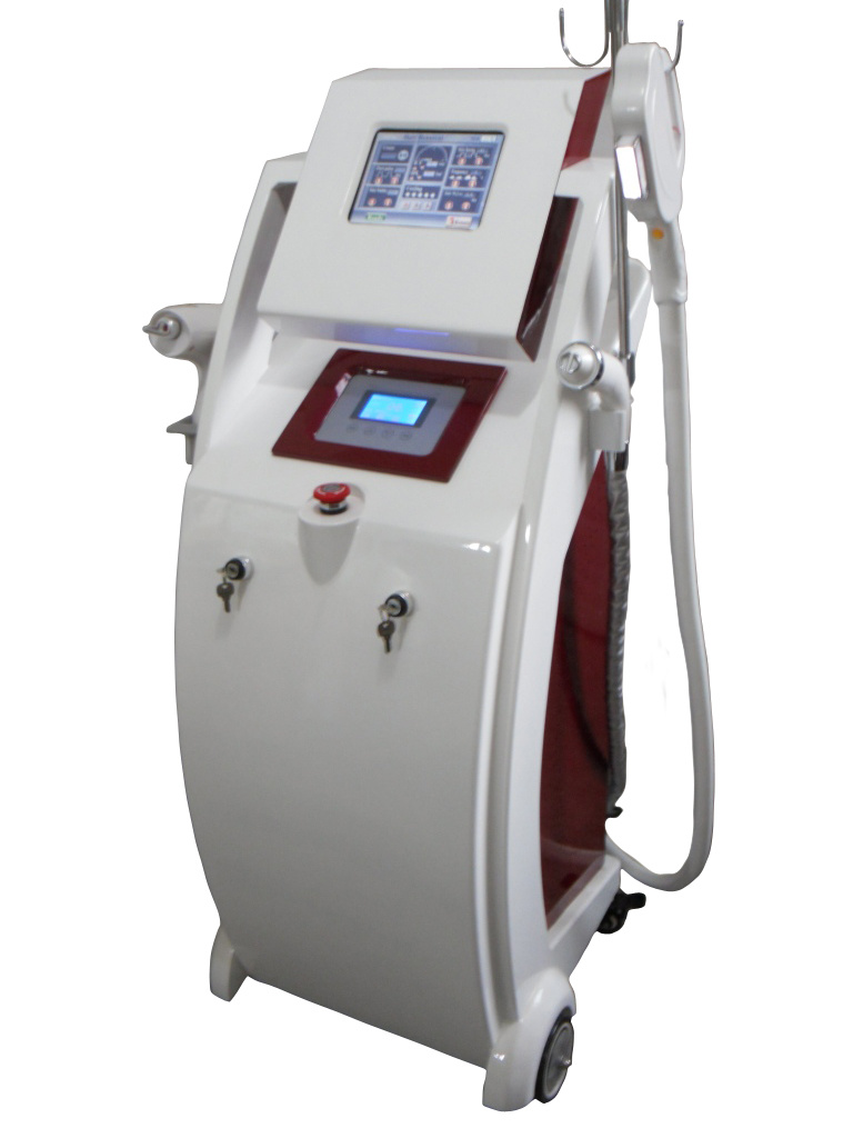 China Ipl Rf E Light Shr Opt Laser Hair Removal Machine