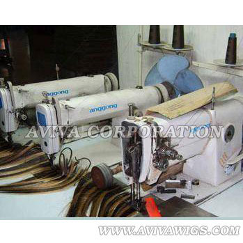 China Factory Directly Sales Hair Weft Sewing Machine China Hair Fascinating Hair Sewing Machine