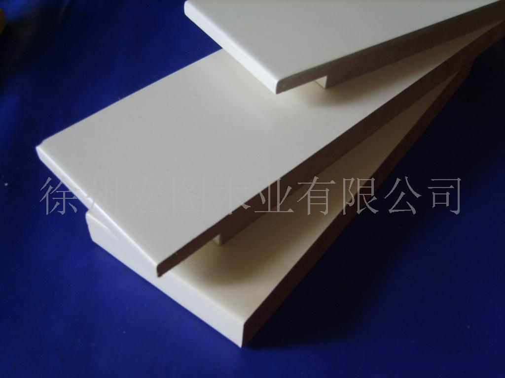 Window Sill Mouldings