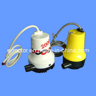 Mixed Flow DC Submersible Pump