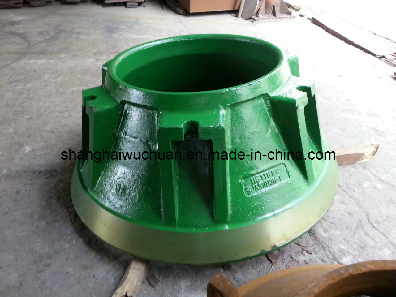 Manganese Parts Bowl Liner for Symons Cone Crusher