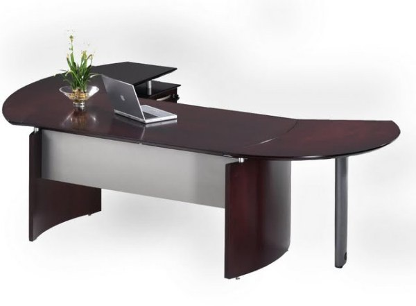 China HalfRound Executive Table Manager Office Table Office - Half round office table