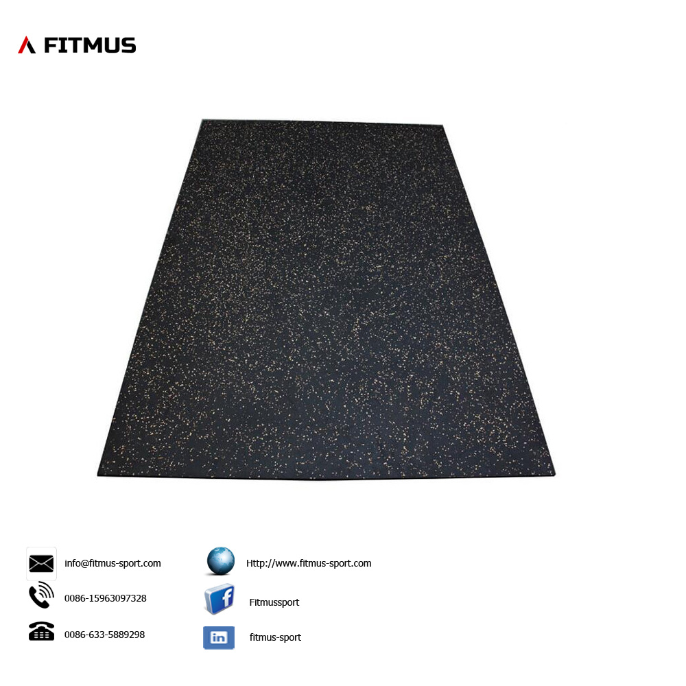 runners mats rubber shock absorbent flooring floor mat gym for