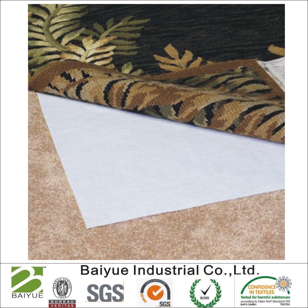 Good Quality Polyester Non-Slip Rug Pad