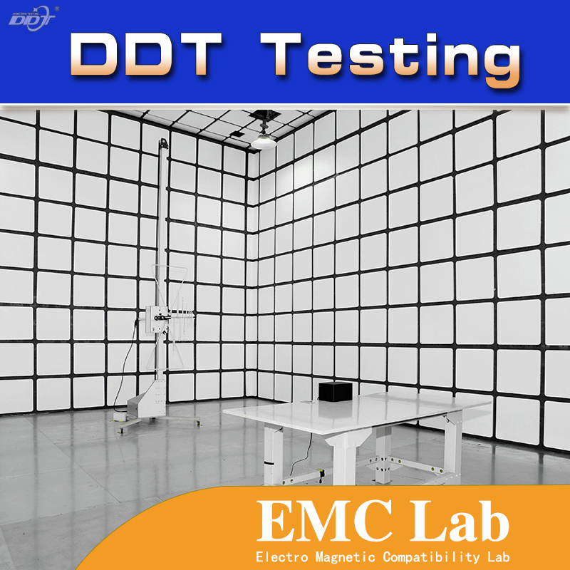 China Professional Emc Test Certification Service For Audio China