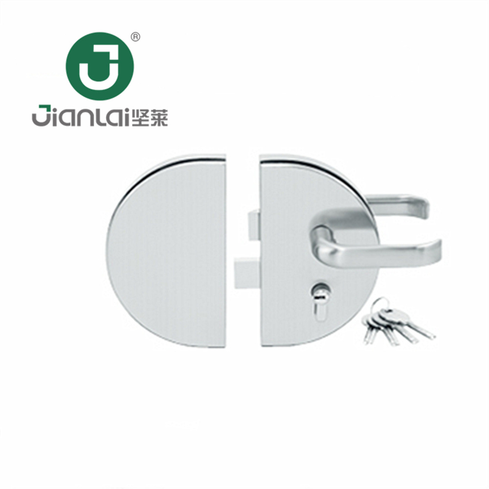 China Round Sliding Glass Door Locks Of Protection Lock Accessories