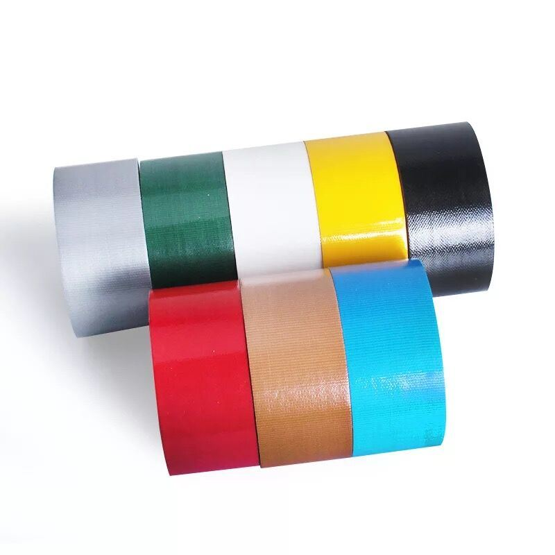 Multi Color Custom Printed No Residue Cloth Duct Tape pictures & photos