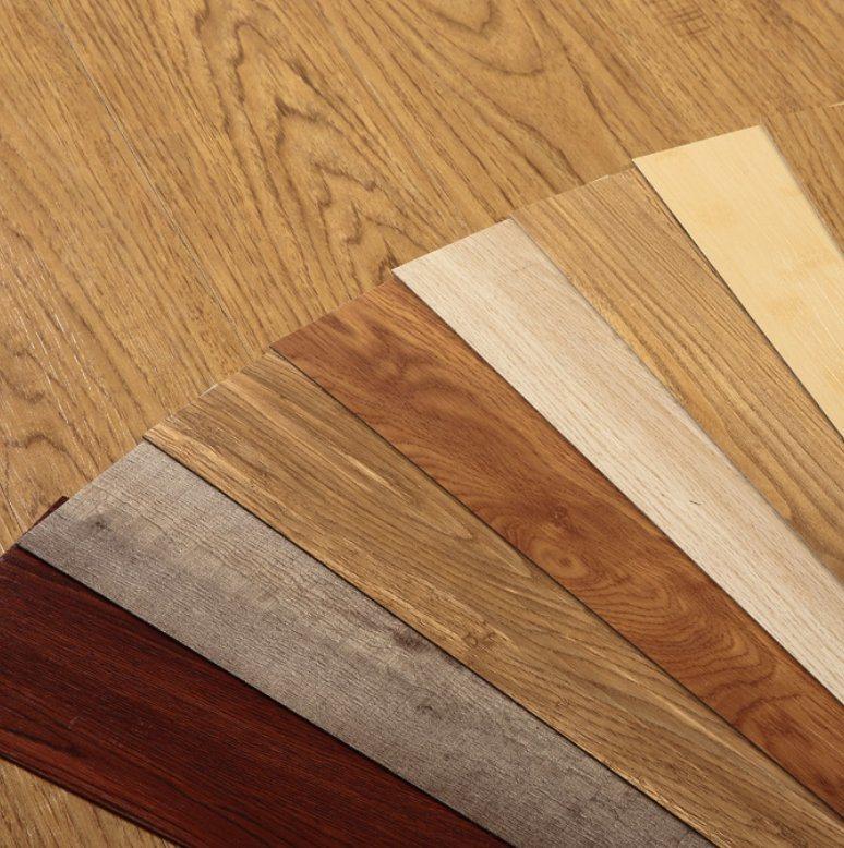 China 2mm Light Weight Vinyl Flooring, Weight Of Laminate Flooring