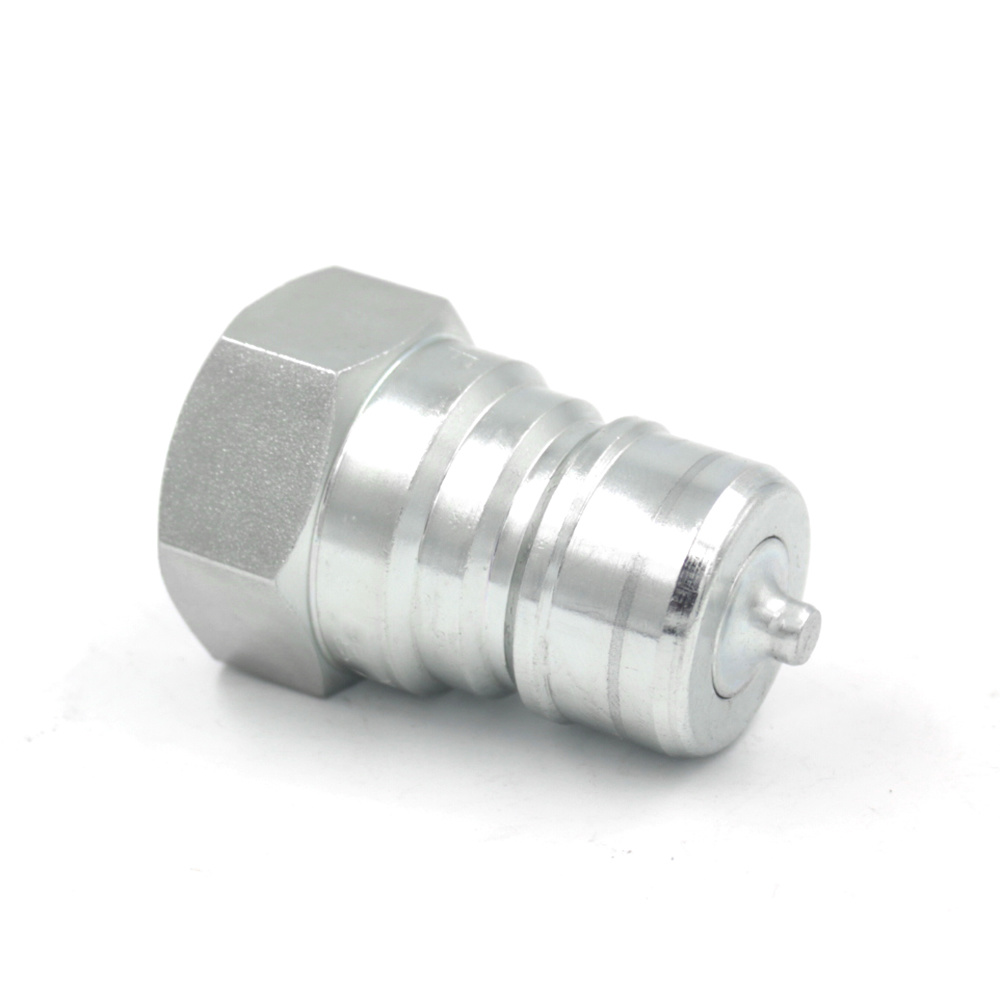Hydraulic ISO A quick release coupling set 1 1//2 BSP