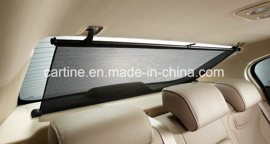 Manual Rear Windshield Sunshade 115cm