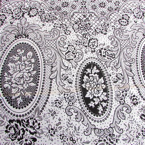 China Custom Printed Rayon Fabric Plain Weave Quality for