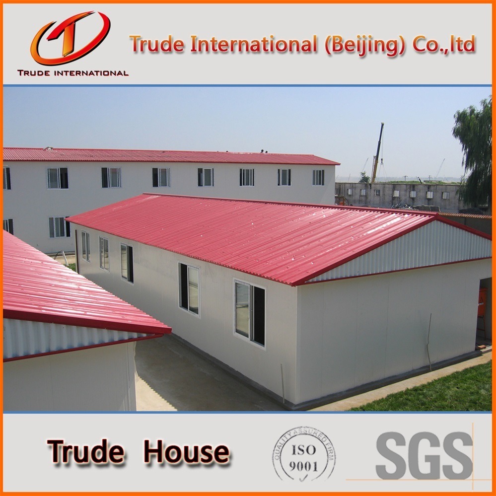 Sandwich Panel Mobile/Modular Building/Prefabricated/Prefab Living House