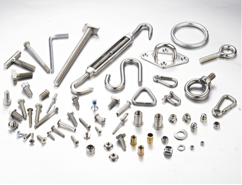 All Kinds Fastener in Different Design and Material Available