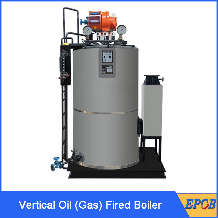 China Vertical Fire Tube Boiler Steam Easy Installed Small Gas ...