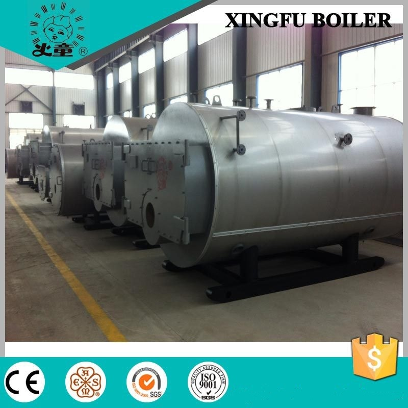 High Efficiency Oil Hfo Gas LPG Fired Conducting Thermal Oil Boiler