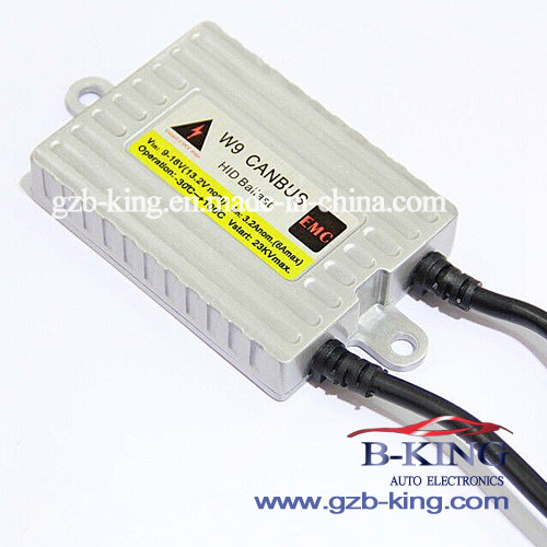 High Efficiency 12V 35W Slim Canbus HID Ballast pictures & photos