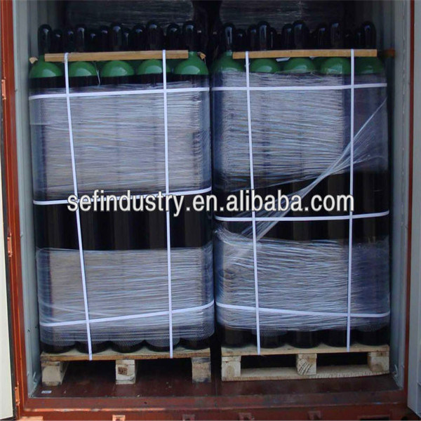 50L High Pressure Steel Cylinder Seamless Steel Cylinder pictures & photos