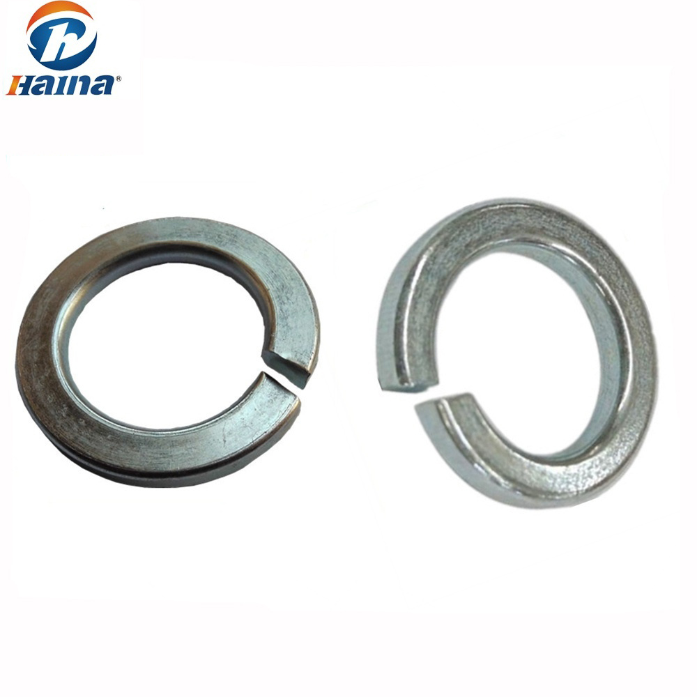 [Hot Item] Structural Stainless Steel Spring Washer DIN127 Lock Washer