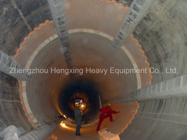 We Produce Rotary Kiln for Calcine Lime, Mg, Bauxide pictures & photos
