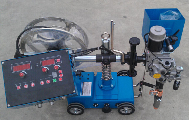 China IGBT Submerged Arc Welding Machine Mz-1000A Photos