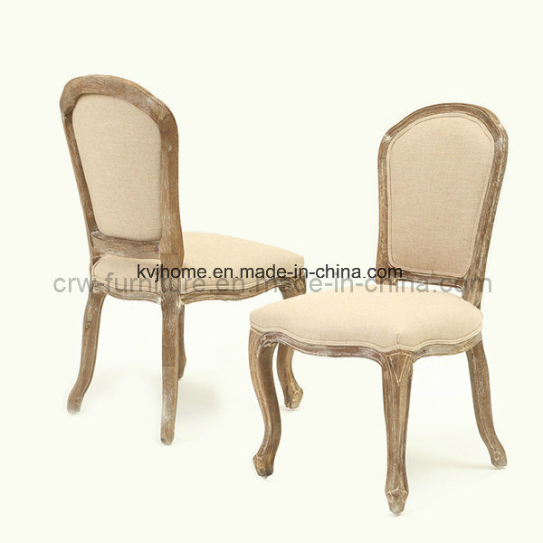 Oak UK Style Home Furniture Vintage Dining Leather Chair