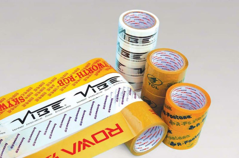 Clear Adhesive Packing BOPP Printing Tape
