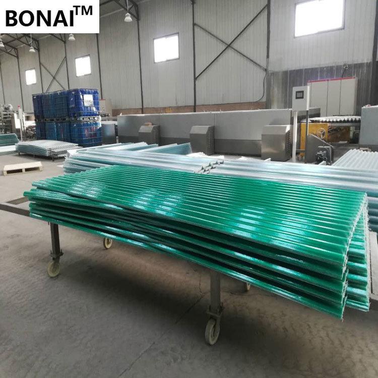 [Hot Item] Competitive Price High Strength Transparent Fiberglass Roof Sheet