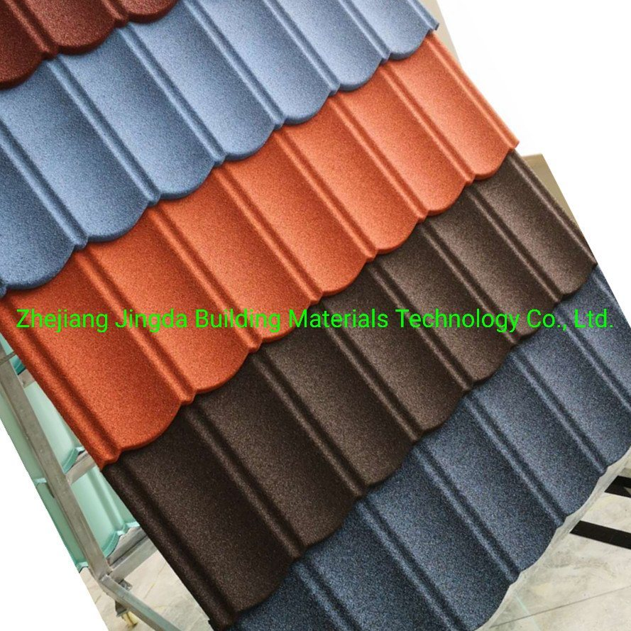 Chinese Building Material Supplier Asphalt Shingles Roof Tile Roofing New West Lake Sheets Arc Tiles Steel Metal Roof Tiles China Building Material Corrugated Rainbow Tile