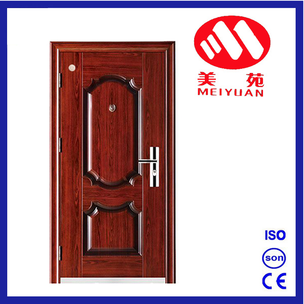 China 2017 New Model Design Steel Security Entry Door Apartment Doors    China Steel Security Doors, Security Door