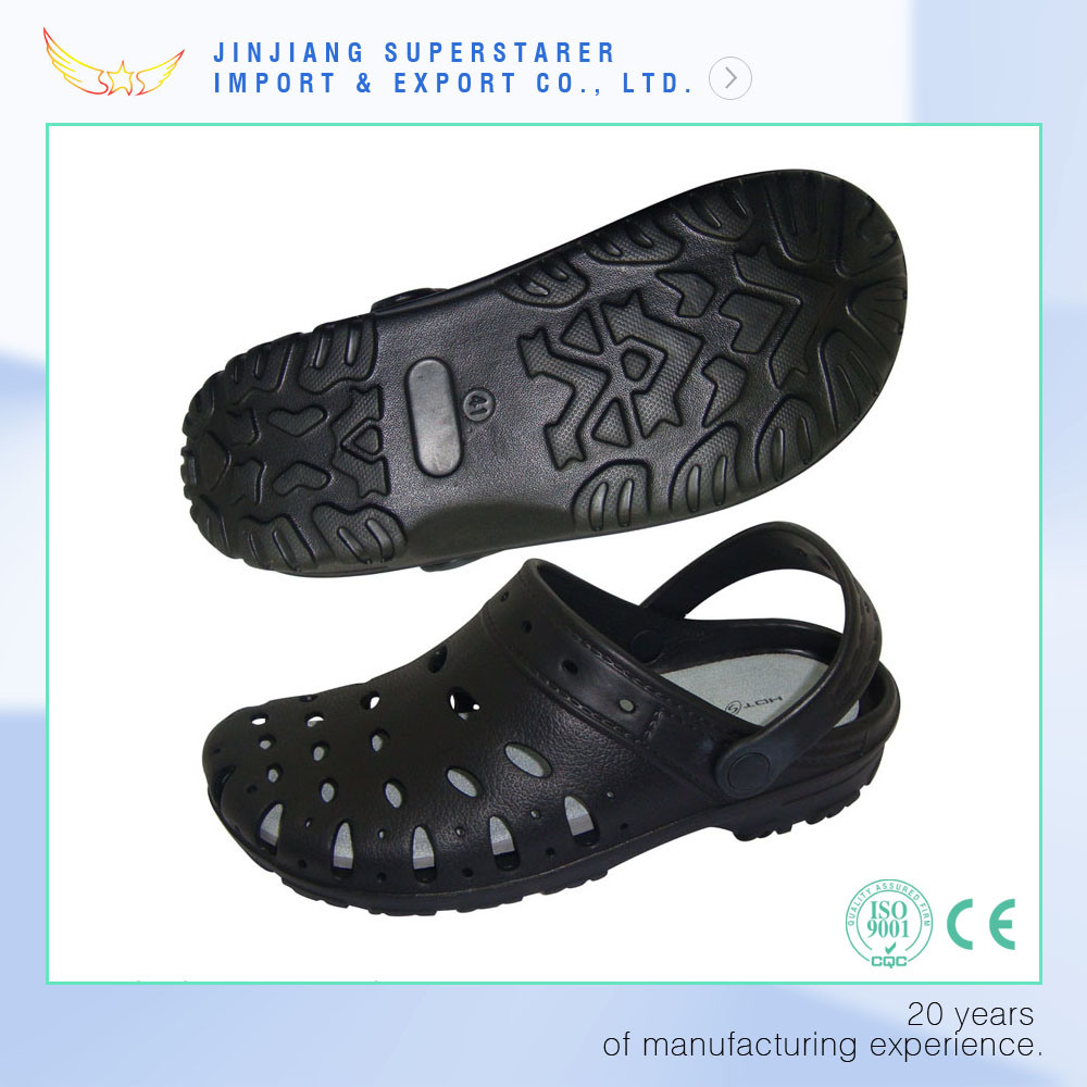 7dee3026726a1 China summer style eva foam holey soles clogs with breathable design china  footwear shoes jpg 1000x1000