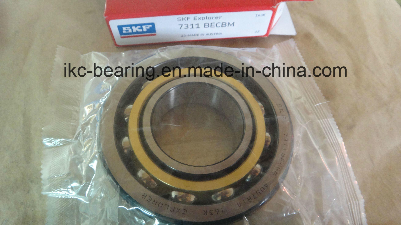 [Hot Item] 7311becbm Angular Contact Ball Bearing SKF 7308 7309 7310 7312  7314 7316 7318 Becbm, B, Bm, Becm
