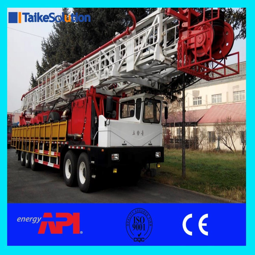 [Hot Item] Xj450 Workover Rig /Land Drilling Rig Full Spec for Drilling  Company