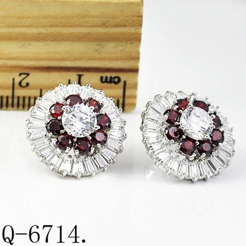 Costume Jewelry Diamond Earrings Hot