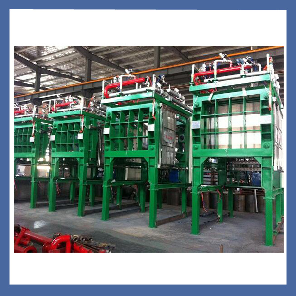 New Automatic EPS Foam Machine EPS Shape Moulding Machine