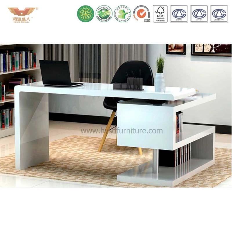 buy online 0f150 97ba8 [Hot Item] Simple Office Computer Table, Custom Office Desks/Executive  Office Desk Layouts