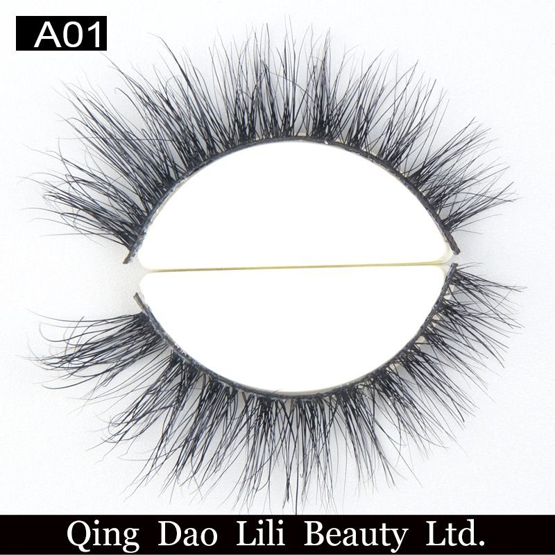 China Lili Beauty Wholesale Free Samples Custom Private Label 3d