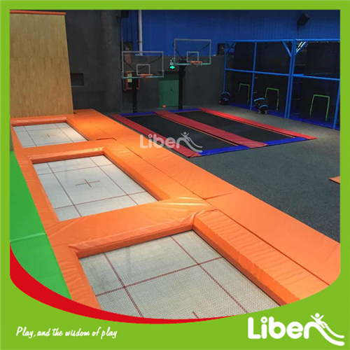 China Factory Made Gymnastics Trampolines Park pictures & photos