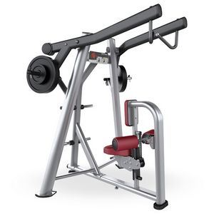 Seated Chest Press Machine/Gym Equipment Plate Load/Life Fitness /Gym Machine / Fitness Equipment