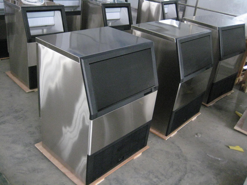 80kgs Commercial Cube Ice Machine for Food Service Use pictures & photos