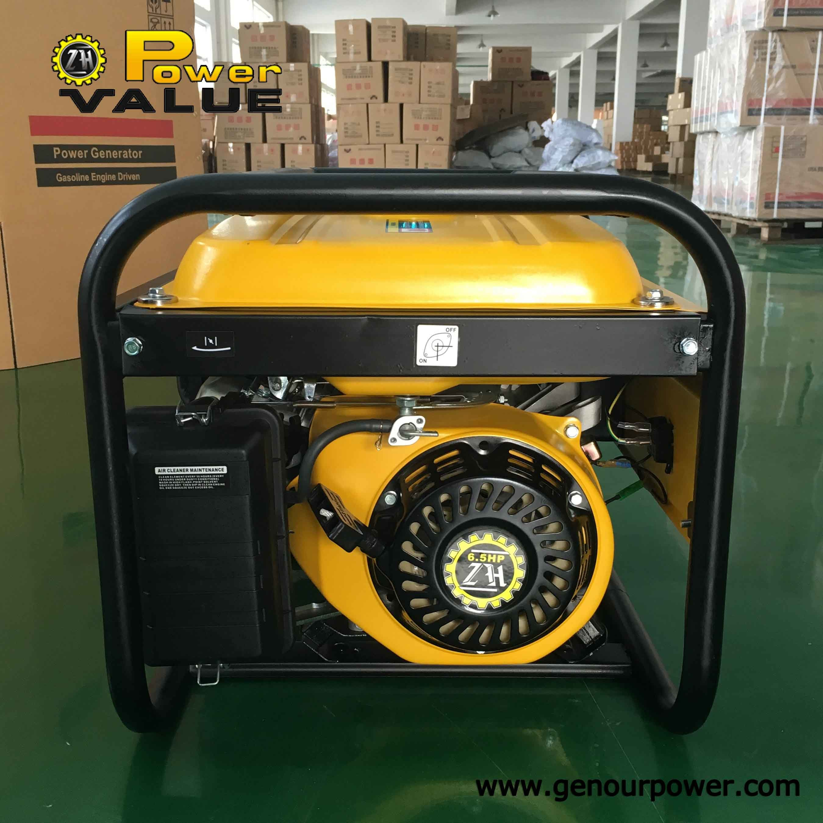 China Hot Sale Pure Sine Wave Generator High Quality EPA 2kw