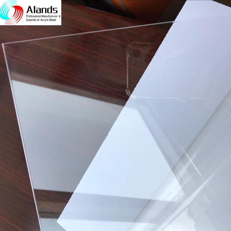 China Acrylic Sheet Transparent Perspex Plexiglass Sheet Transparent
