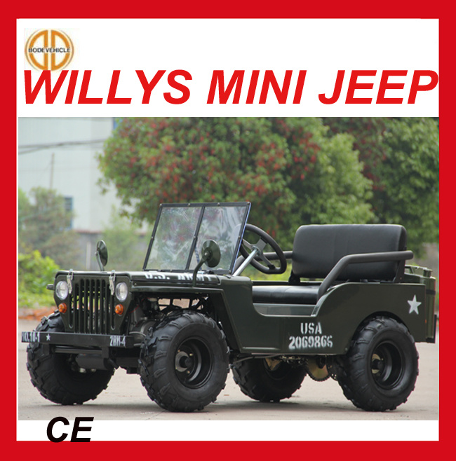 [Hot Item] New 110/125/150cc Mini Willys Jeep for Sale