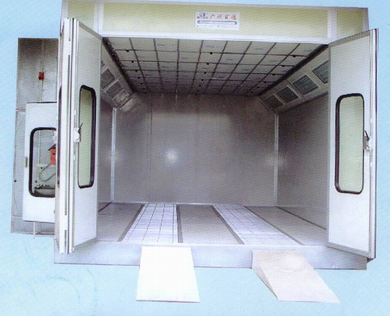 Paint Booth Spray Booth Industrial Paint Oven