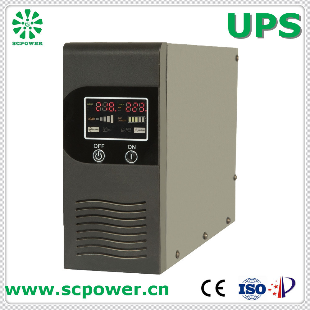 china 360w small power line interactive ups with 2 hour backup power