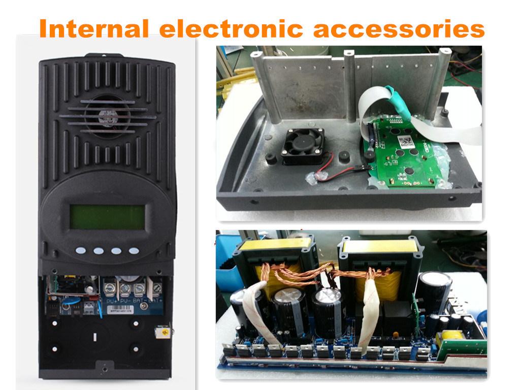 China Fangpusun Outback 150vdc Flexmax Mppt 60a 12v 24v 36v Solar Battery Charging 48v 60v Reted Voltage Charge Controller Regulator