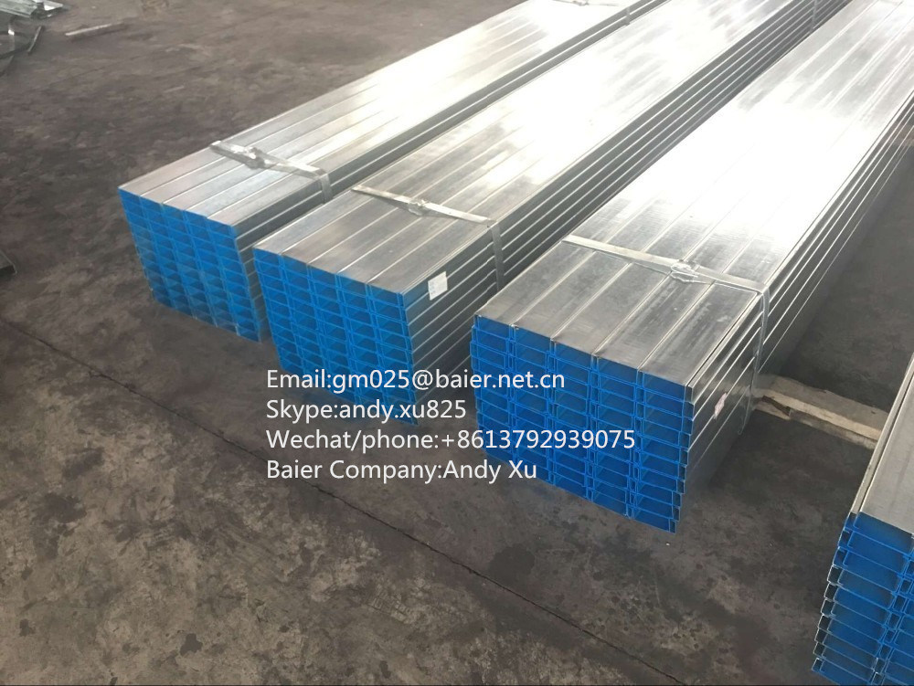 China Ceiling Channel with ISO, ASTM/C Stud/U Track/Wall Angle/Steel ...