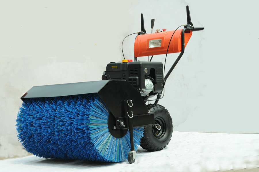 337cc 92cm Gasoline Power Sweeper pictures & photos